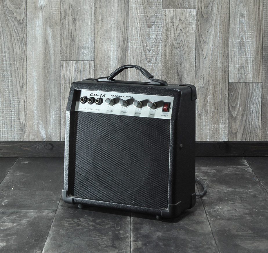 Bass Amp GB-15