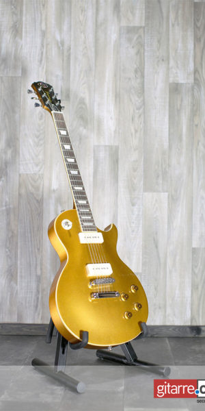 Jack_and_Danny_Les_Paul_LSC_Gold_Top_P90_front