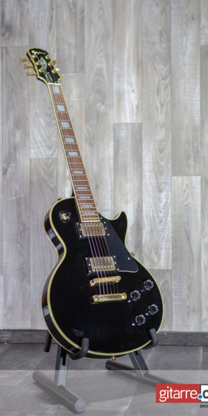 Epiphone_Les_Paul_Custom_ebony_korea_front