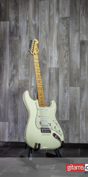 Fender Mexico in Weiss