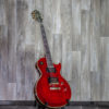 Epiphone Les Paul Custom Prophecy Black Cherry with Dirty Fingers