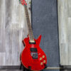 Dean Cadillac Elite Trans Red with Case