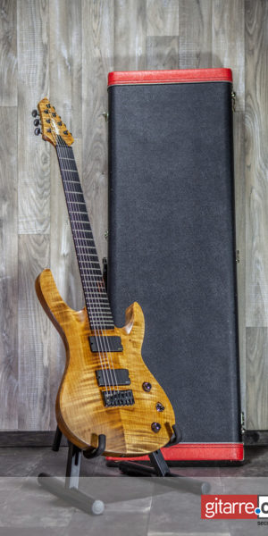 Jackson Select B7MG Deluxe USA Walnut