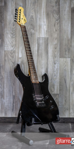 Charvel Jouneyman Black Japan