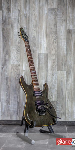 ESP Horizon Green Custom Guitars