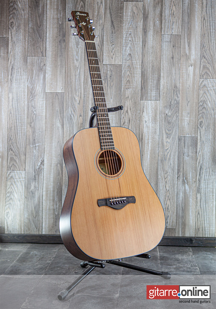 Ibanez_AW65_LG_Westerngitarre_front
