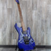 Fender Squier Showmaster Stratocaster with reversed headstock Blue