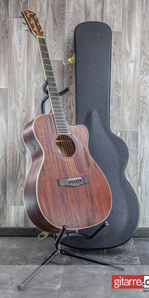 Fender PM-3C all Mahagoni