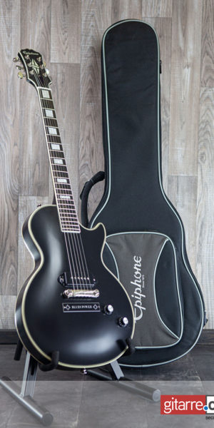 Epiphone Jared James Nichols Old Glory Les Paul Custom inklusive Lite Case